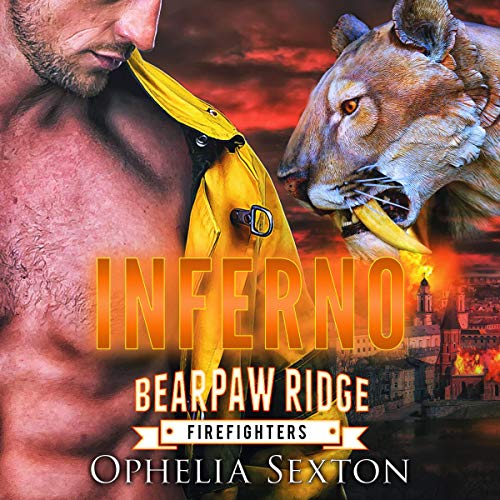 Inferno Audiobook By Ophelia Sexton cover art