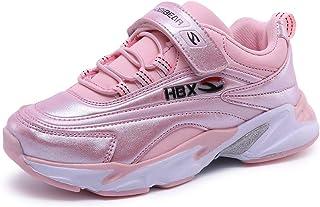 KIIU Boys Running Shoes Lightweight Tennis Shoes for Girls Kids Sport Athletic Sneakers