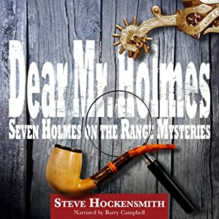 Dear Mr. Holmes audiobook cover art