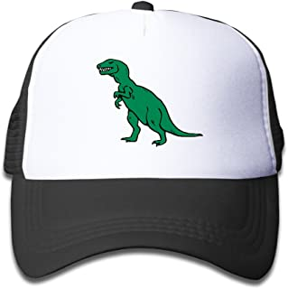 Hot Topic T-Rex Kids Baseball Trucker Caps Hat Boys Girls Adjustable Cotton by JE9WZ