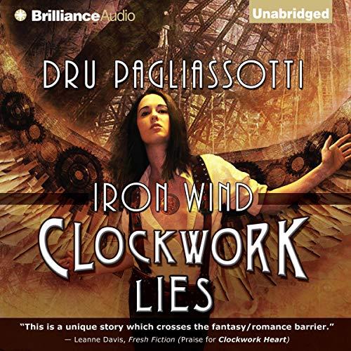 Clockwork Lies: Iron Wind cover art
