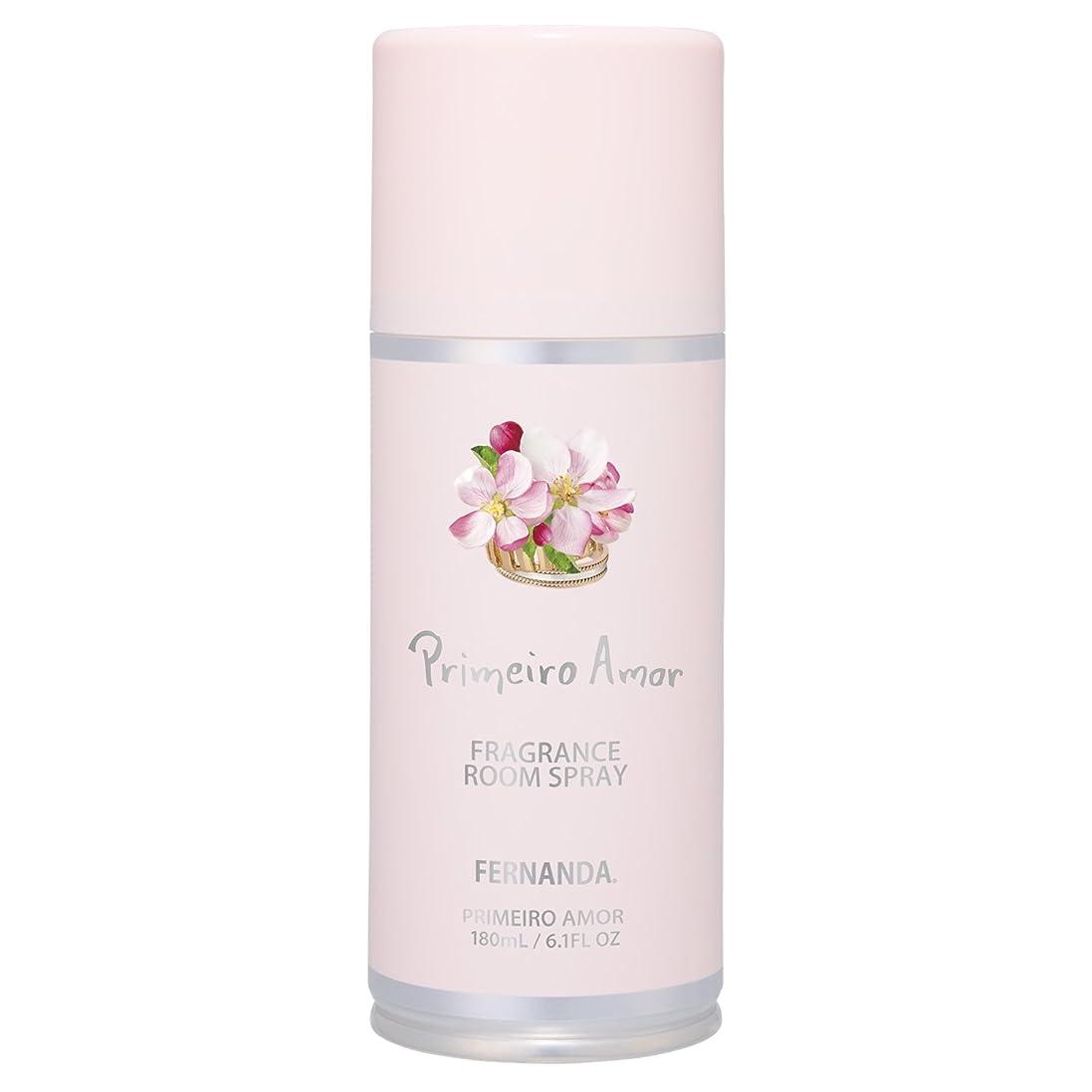 修理工不利蓋FERNANDA(フェルナンダ) Room Spray Primeiro Amor(ルームスプレー プリメイロアモール)