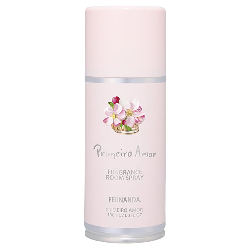 芽中コストFERNANDA(フェルナンダ) Room Spray Primeiro Amor(ルームスプレー プリメイロアモール)