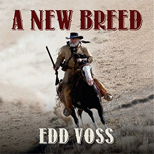 A New Breed audiobook cover art