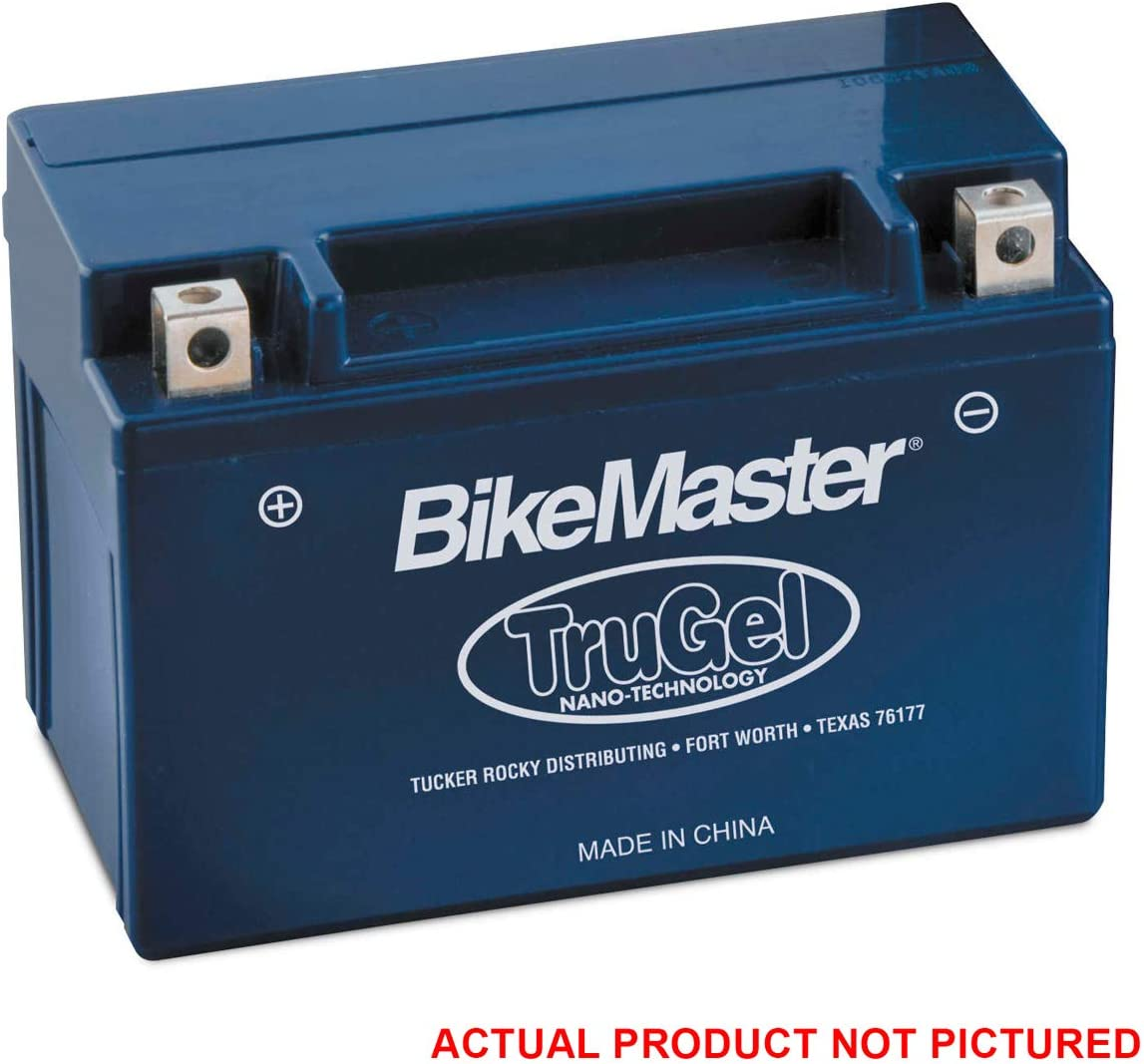BikeMaster TruGel MG12A-4A1 Max 48% OFF Genuine Free Shipping Battery