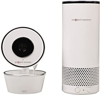 Project Nursery Smart Speaker with Amazon Alexa and Smart Baby Monitor System
