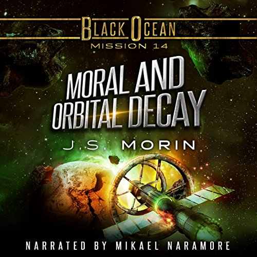Moral and Orbital Decay audiobook cover art