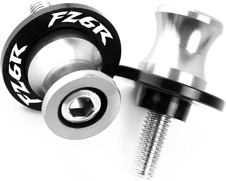 ZMLZ Swingarm Spools FZ6R M6 Max 51% OFF Aluminum Stands Motorbike Max 55% OFF