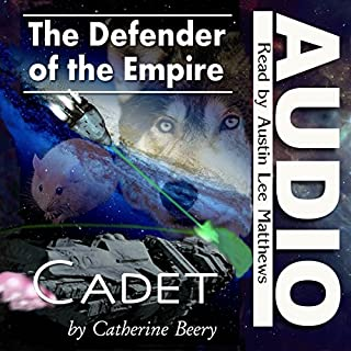 Defender of the Empire: Cadet #1 cover art