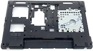 Nodalin New Original For Lenovo Ideapad G580 G585 Back Cover Bottom Case Base Shell/Lid Black Color Drawplates With HDMI Port 604SH01012 AP0N2000100
