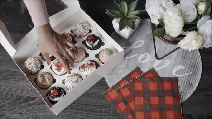 Kraft Sct Bakery Boxes SCH0973 White 10W x 10D x 4H