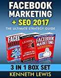 Facebook Marketing + SEO Ultimate Strategy Guide Box Set: Facebook Top 25 Tips + Advanced Techniques & Ultimate SEO Design (social media, online marketing, business marketing,) (English Edition)
