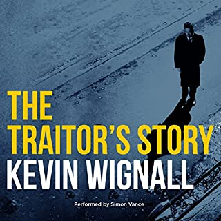 The Traitor's Story cover art