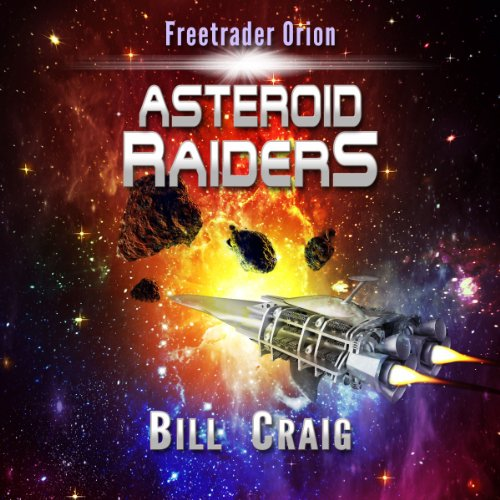 Freetrader Orion: Asteroid Raiders cover art