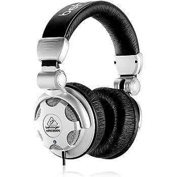 ベリンガー DJヘッドホン 開放型 HPX2000