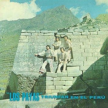 Triunfan en El Perú
