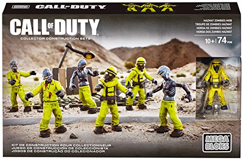 Mega Bloks 6868 - Call of Duty Nuketown Mob