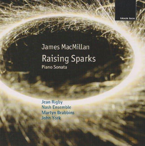 The Nash Ensemble, Jean Rigby, Martyn Brabbins & John York
