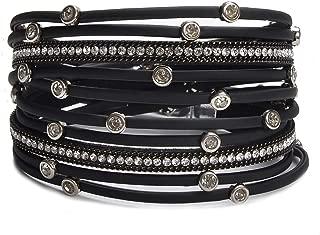 black bracelet for ladies