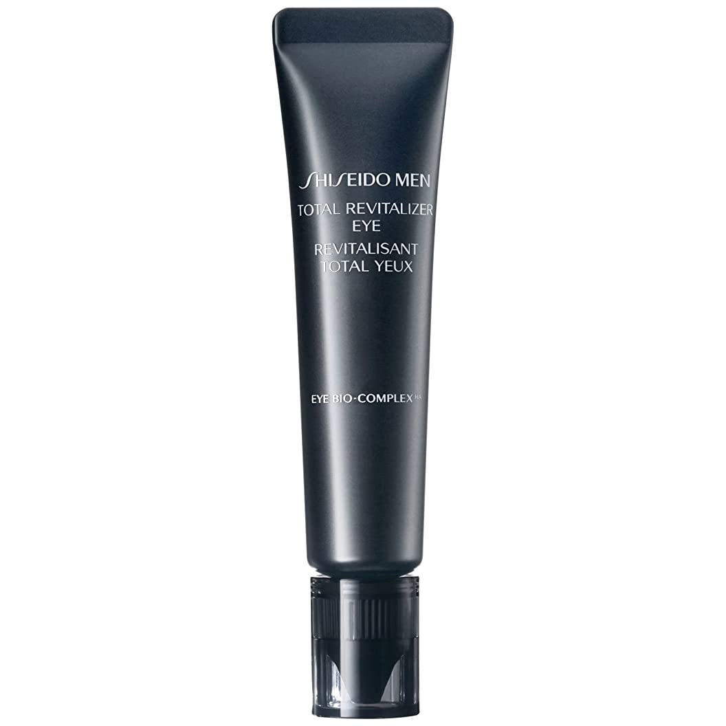 非互換乳製品リファイン[Shiseido] 資生堂の男性は滋養強壮、アイクリーム15ミリリットル合計します - Shiseido Men Total Revitalizer Eye Cream 15ml [並行輸入品]