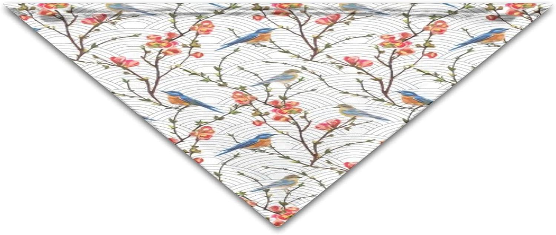 Trees Birds shopping Cool Bandanas Fashion Wa Gift Funny Scarves Birthday