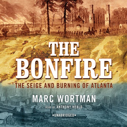 The Bonfire audiobook cover art