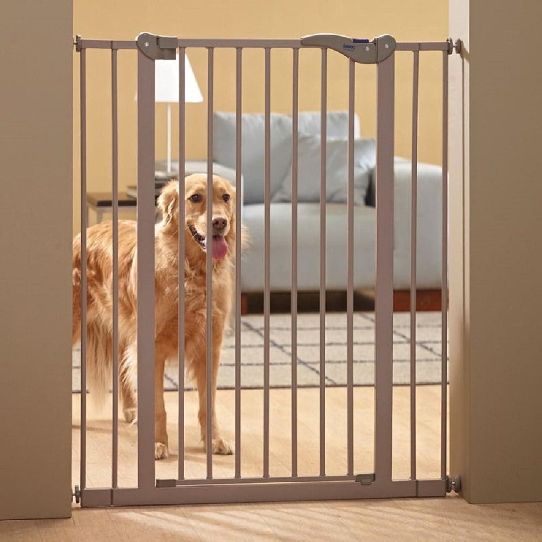 Indoor Dog Barrier Gate (Size 2  107cm high)