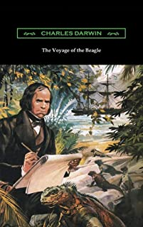 The Voyage of the Beagle (illustrated)