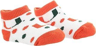 TCK Miami Hurricanes Toddler Socks Low Cut Little Fan