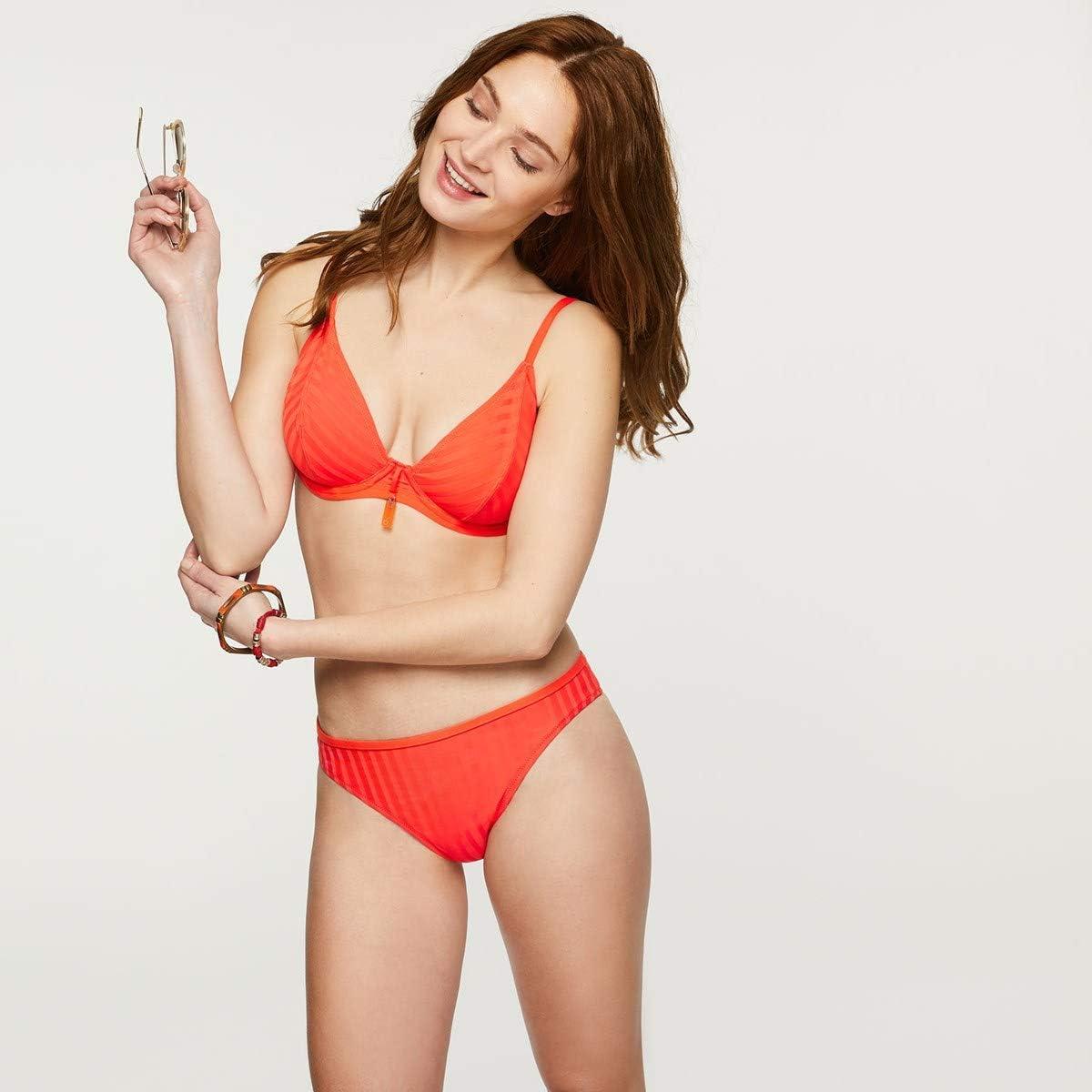 Cherry Beach Womens Long Beach Bikini Bottoms