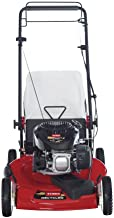 Recycler 22 in. Low Wheel Variable Speed Front Wheel Drive Self-Propelled Gas Lawn Mower with Kohler Engine
