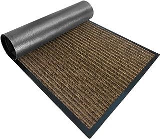 Gorilla Grip Original Low Profile Rubber Door Mat, 35x23, Heavy Duty, Durable Doormat, Indoor and Outdoor, Waterproof, Eas...