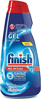 Finish Dishwasher Detergent Concentrated Gel Regular, 1L