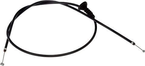 Dorman 912-467 Hood Release Cable Assembly for Select BMW X5 and X6 Models
