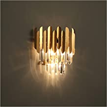 Wall Lamp Postmodern Crystal Wall Lamp Light Luxury Wall Sconce Lighting Fixture Lamps Indoor Wall Light Home Room Decor L...