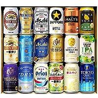 五大 国産プレミアムビール 飲み比べ ギフト 350ml 18本詰め合わせ 夢の競演 プレゼント 贈り物 ビールセット サッポロ サントリー アサヒ キリン クラフトビール IPA RSL (11弾)