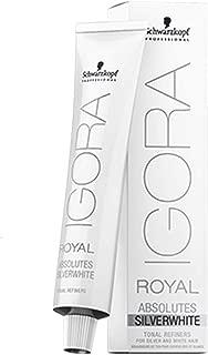 Schwarzkopf Professional Igora Royal Absolutes Silverwhite - Silver