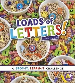 Loads of Letters!: A Spot-It, Learn-It Challenge