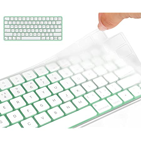 Keyboards, Mice & Accessories Transparent JIML Keyboard Cover for ...