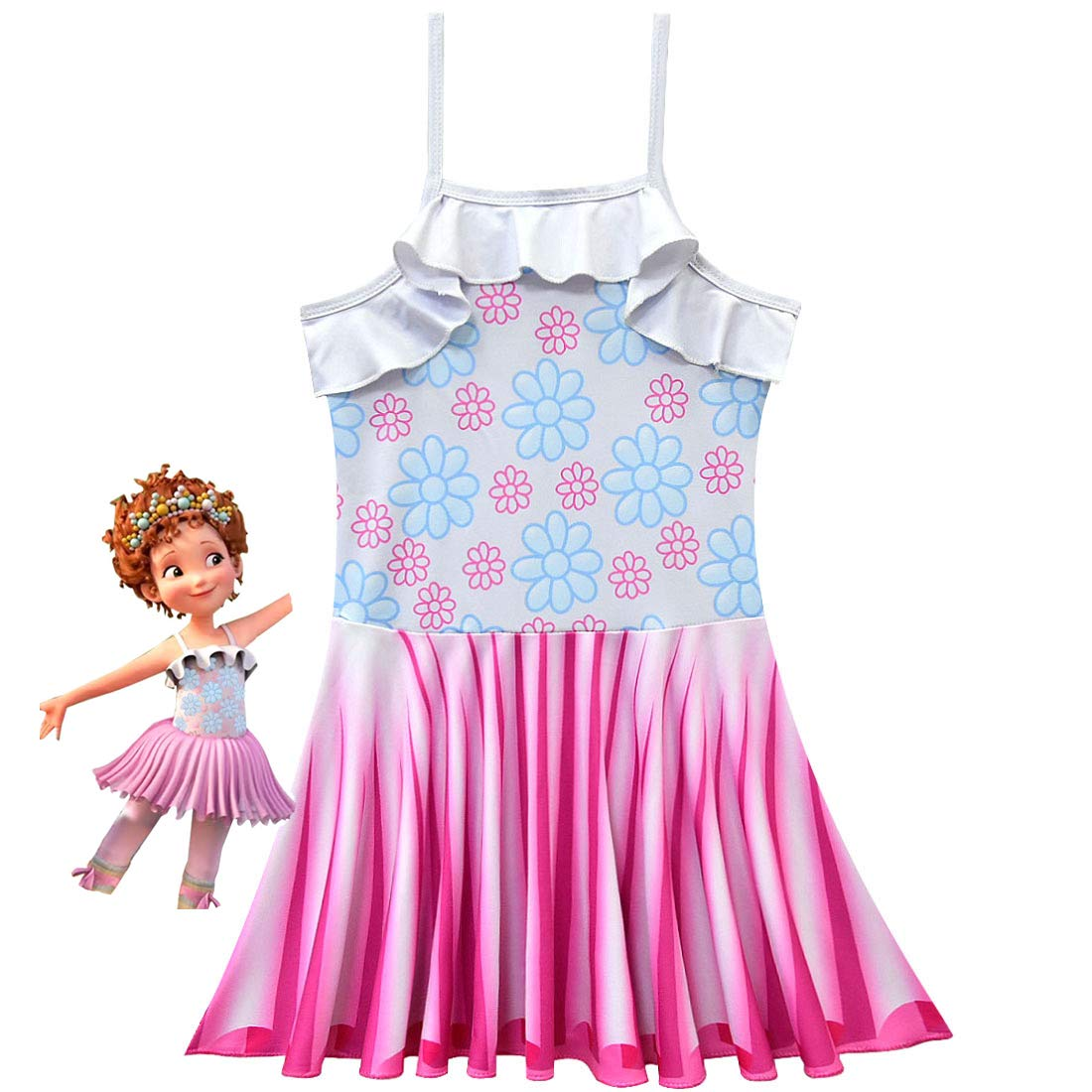 Mssmile Fancy Nancy Costume For Girls Fancy Nancy Ballerina Dress Buy Online In Gibraltar At Gibraltar Desertcart Com Productid 157537016