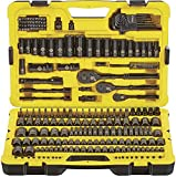 STANLEY Professional Grade Black Chrome NEW Mechanics Tool Set (Socket Set-229...