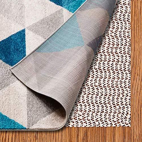 Rose Home Fashion Antirutschmatte für Teppich 300 x 180cm, Anti Rutsch Teppichunterlage Teppichstopper, Teppichunterlage Zuschneidbar, Teppich Anti Rutsch Unterlage