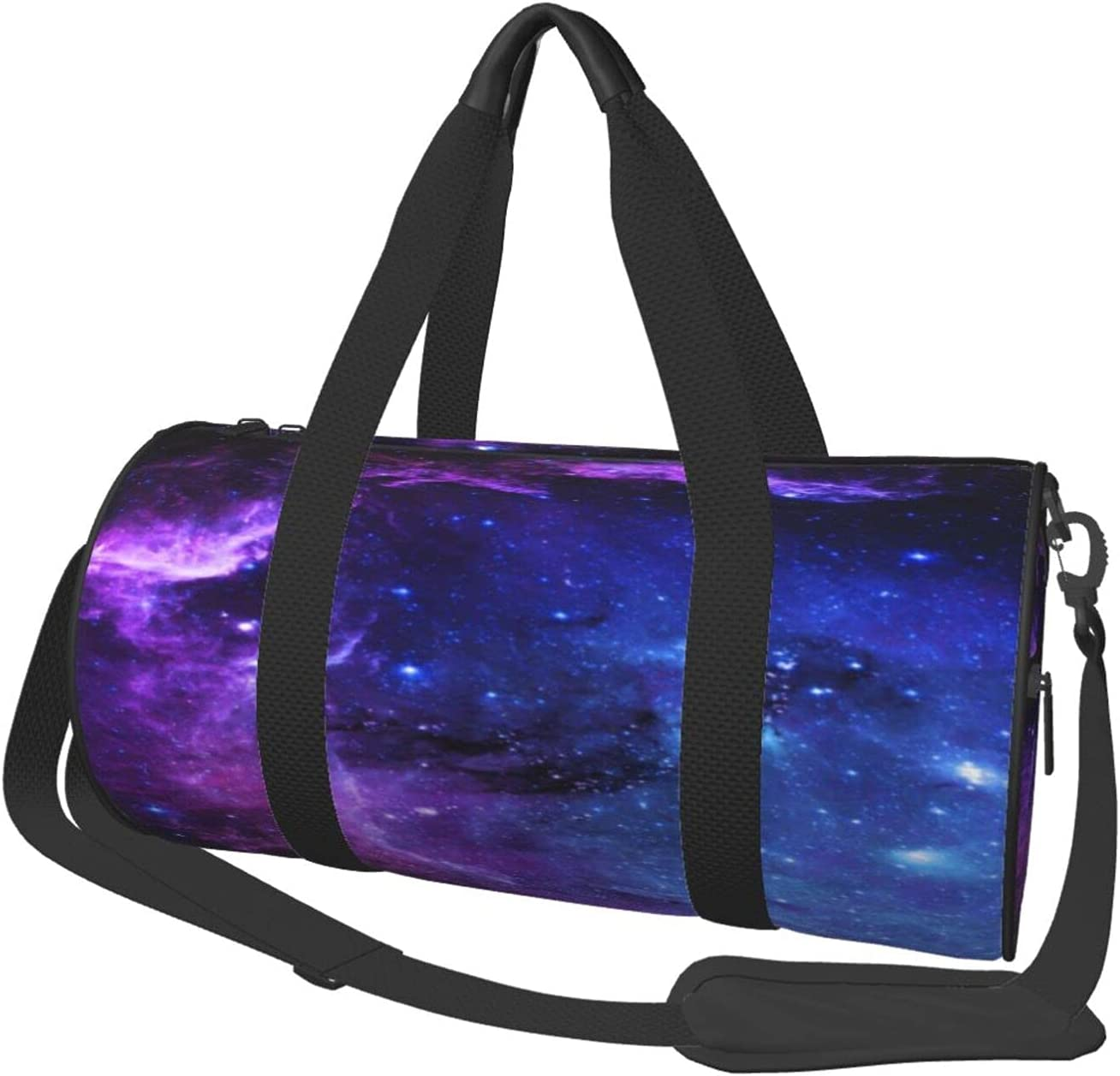 NCHOME Duffel depot Bag Space Star Great interest Roll Travel Unique Weeke