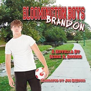 Bloomington Boys: Brandon audiobook cover art