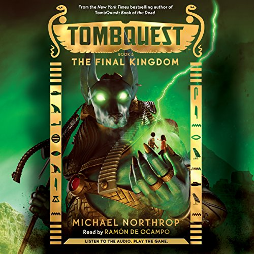 The Final Kingdom audiobook cover art