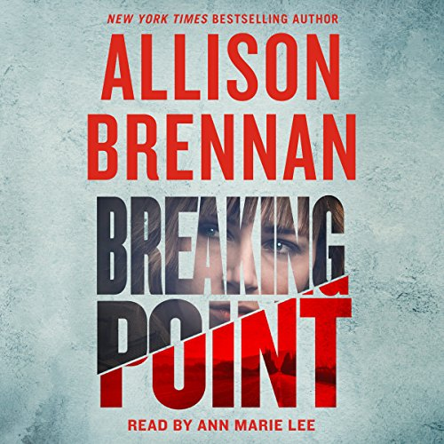 Breaking Point audiobook cover art