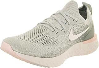 Nike Women's Epic React Flyknit Running Shoe 8.5 Grey