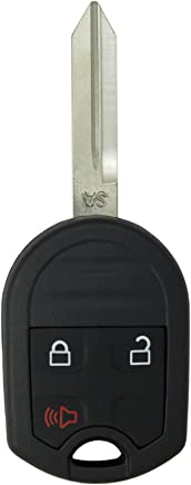 $29 » Keyless2Go New Uncut Keyless Remote Head Key Fob for Select F-150 Edge Escape Explorer Fusion Vehicles That use OUCD6000022 164-R8070