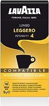 Lavazza Leggero Lungo Medium Roast Capsules Compatible with Nespresso® Original* Machines (Pack of 80)