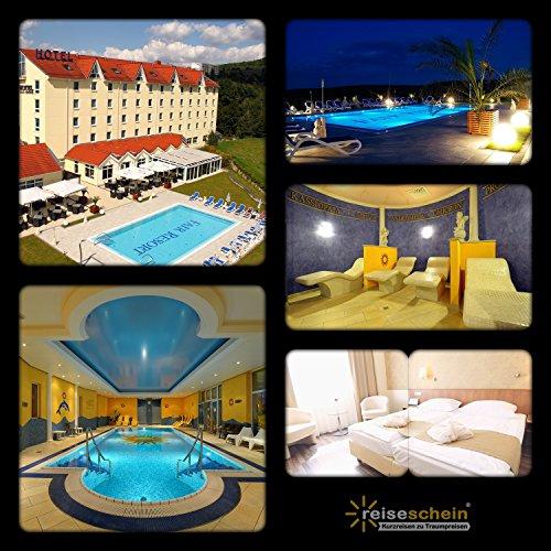 Reiseschein - 4 Tage Kurzurlaub im Hotel FAIR Resort in JENA - Hotelgutschein Gutschein Kurzreise Kurzurlaub Reise Geschenk